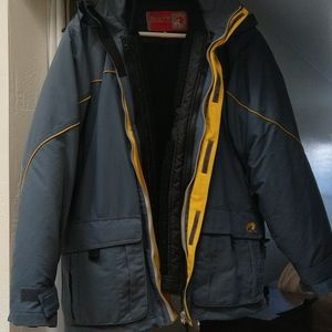 3-in-1 snow jacket